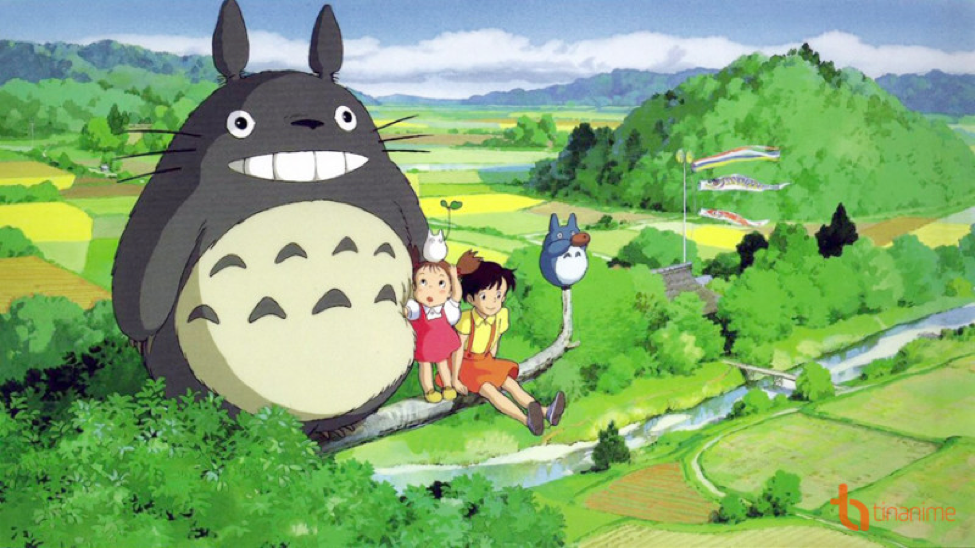 3 Facts Behind Totoro 3