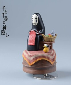 Spirited Away Music Box No Face