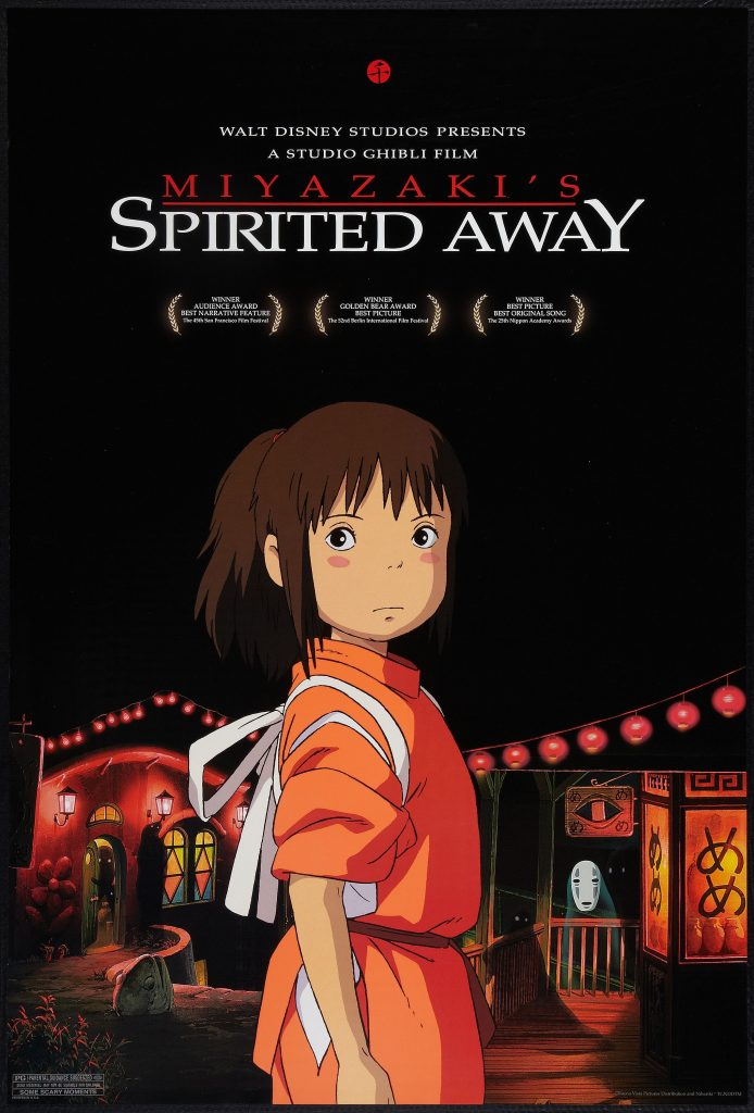 "Who Inspired The Movie ""Spirited Away"" Of Studio Ghibli"