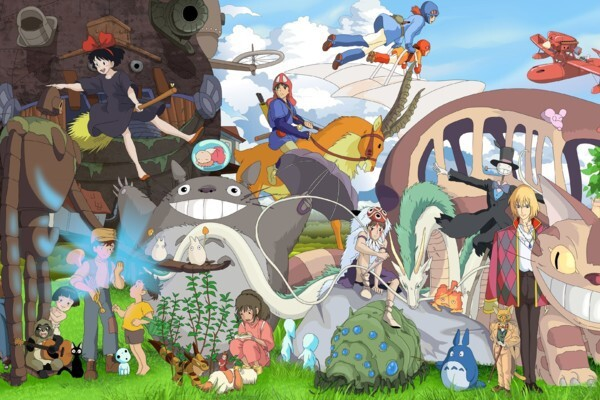 4 scary conspiracy theories but ... reasonable behind the classic Ghibli series