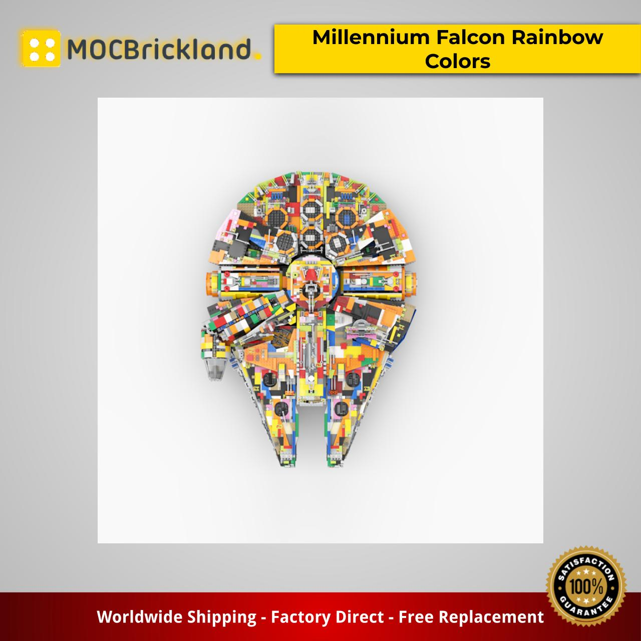 Modular Buildings MOC-0201 Consulate-Town Hall Alternative by Brickcitydepot MOCBRICKLAND