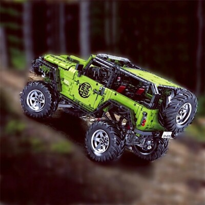Technic LE-J902 1:8 Jeep Wrangler Rubicon