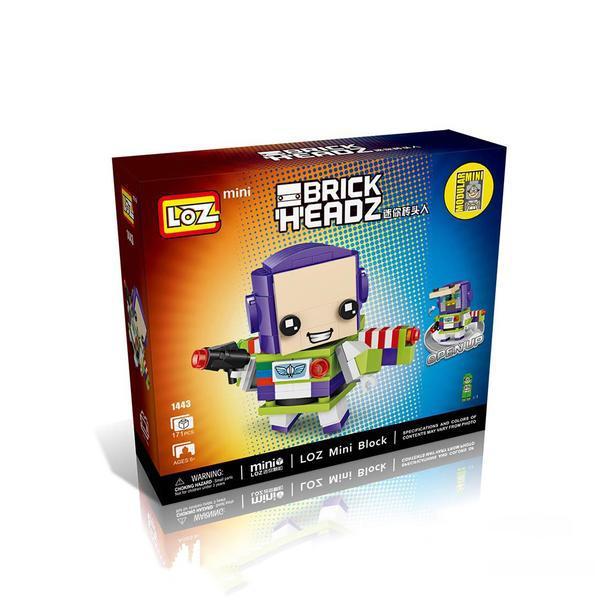 LOZ Brickheadz Toy Story Buzz Lightyear