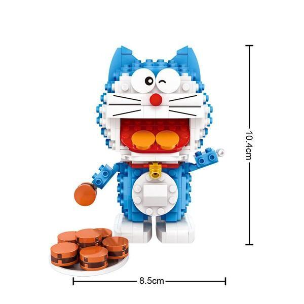 LOZ Mini Doraemon Cookies