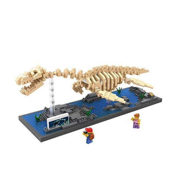 LOZ Dinosaur Plesiosaurus