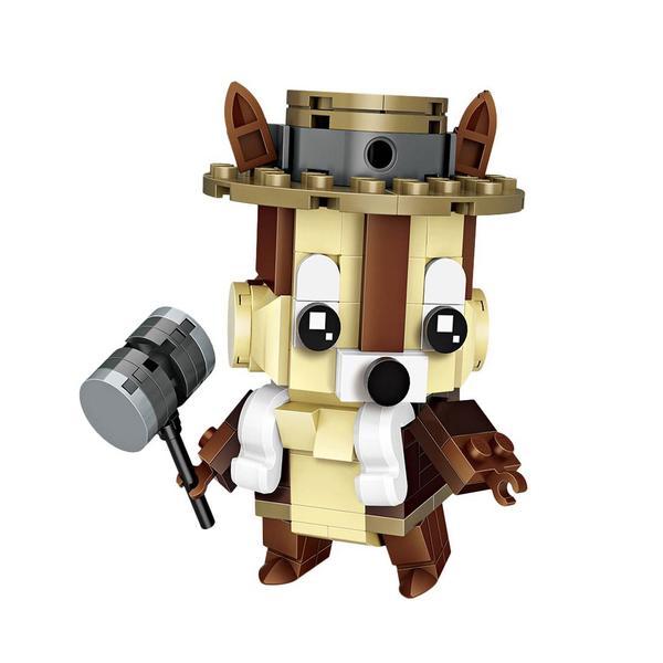 LOZ Brickheadz Disney Chip