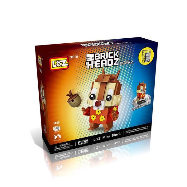 LOZ Brickheadz Disney Dale
