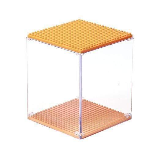 LOZ Display Case Orange