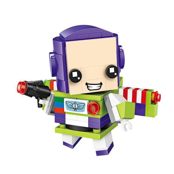 LOZ Brickheadz Toy Story Buzz Lightyear
