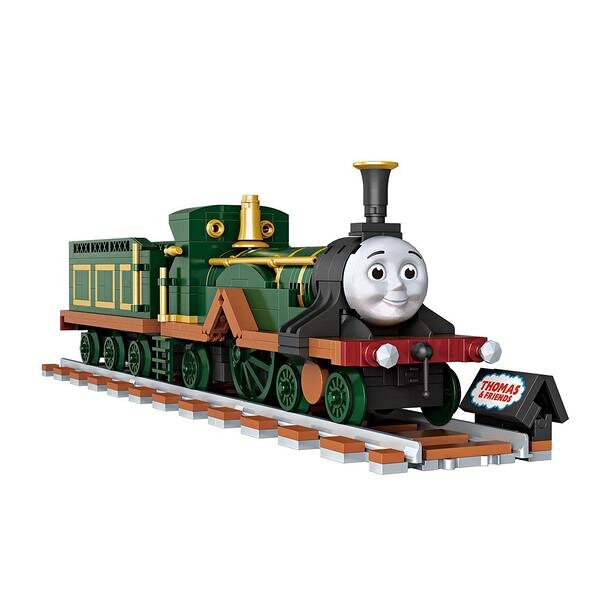 LOZ Thomas and Friends Emily