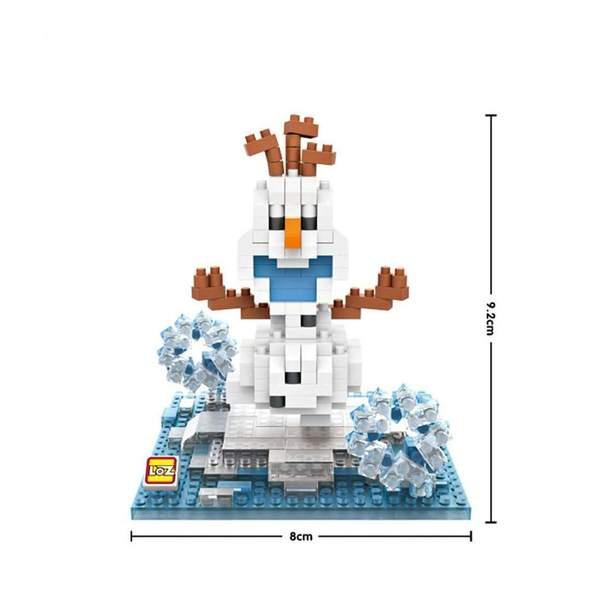 LOZ Frozen Olaf