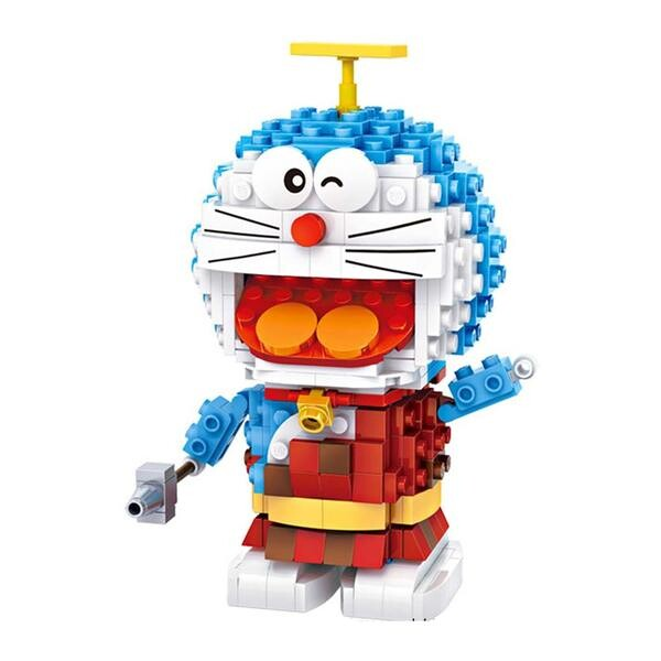 LOZ Mini Doraemon Ancient