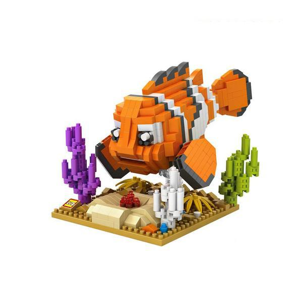 LOZ Finding Nemo Marlene