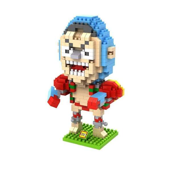 LOZ One Piece Franky