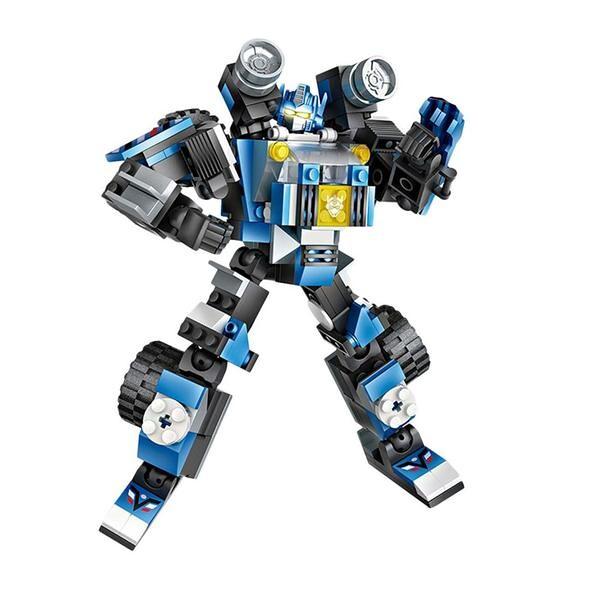 LOZ Transformers Ironhide