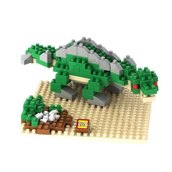 LOZ Dinosaur Stegosaurus