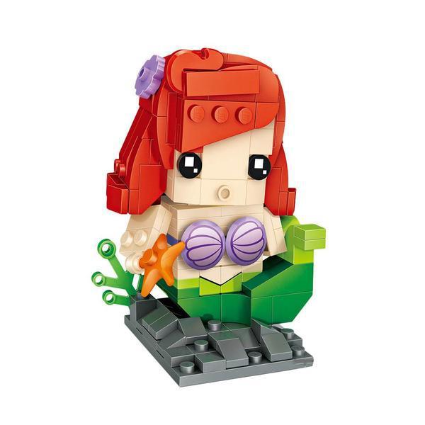 LOZ Brickheadz Disney Ariel