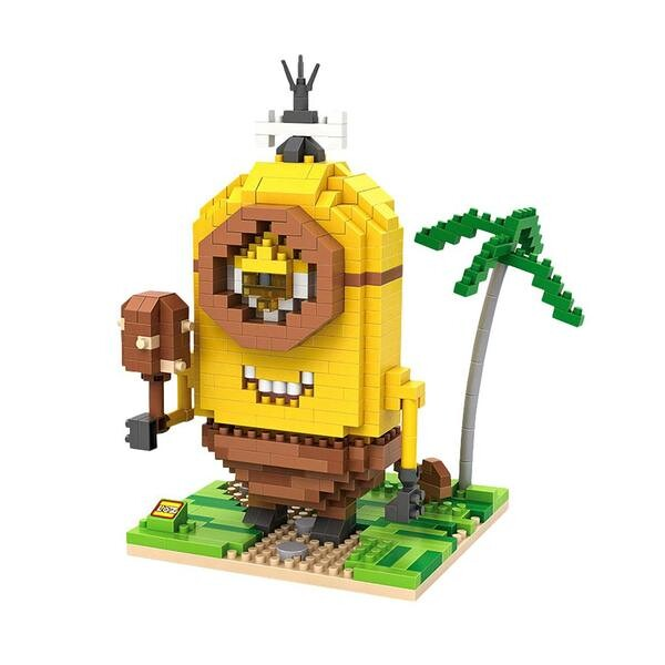 LOZ Despicable Me Primal Minion