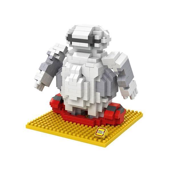 LOZ Big Hero 6 Baymax White