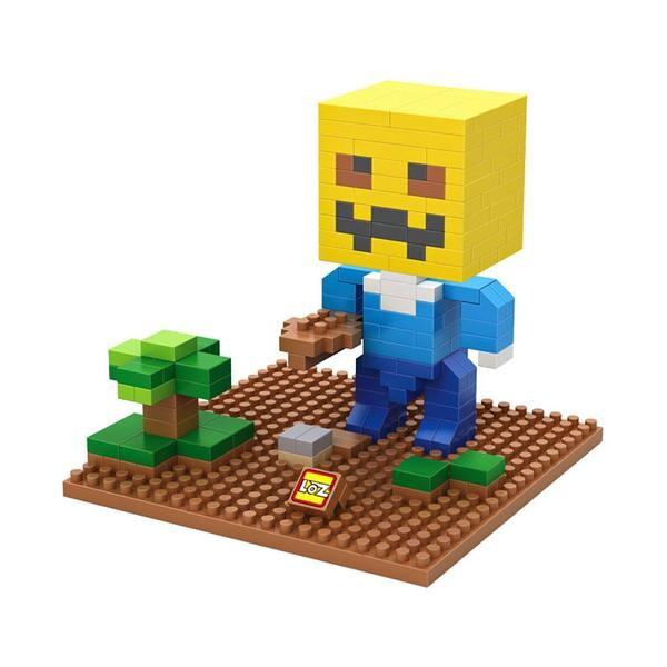 LOZ Minecraft Halloween