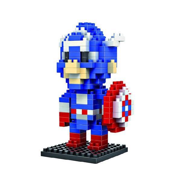 LOZ Classic Captain America