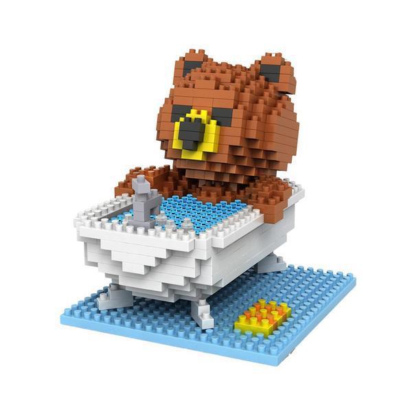 LOZ Bathing Bear