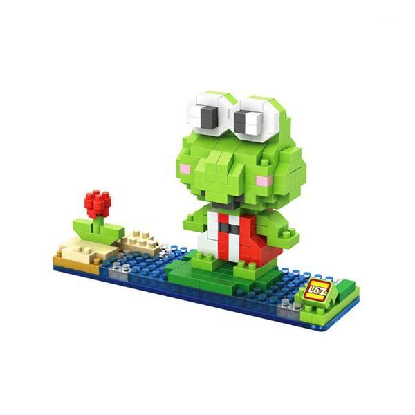 LOZ Mr. Frog Keroppi