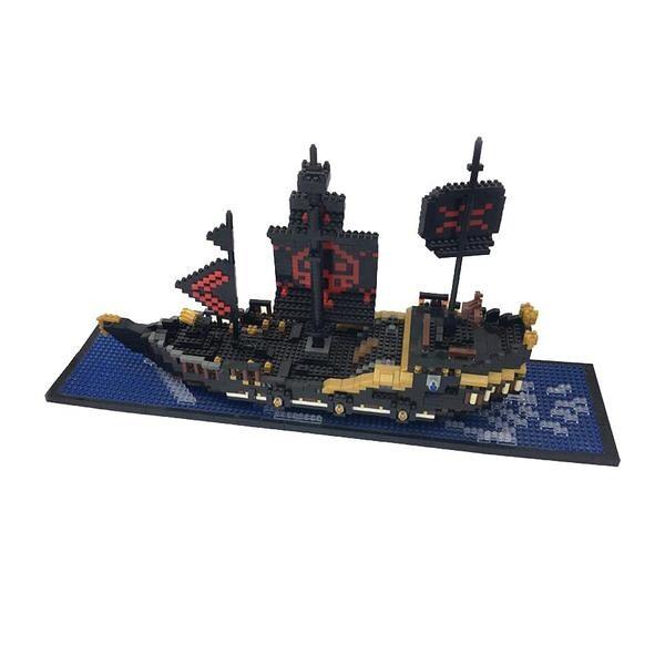 Magic Blocks Black Pearl Ship
