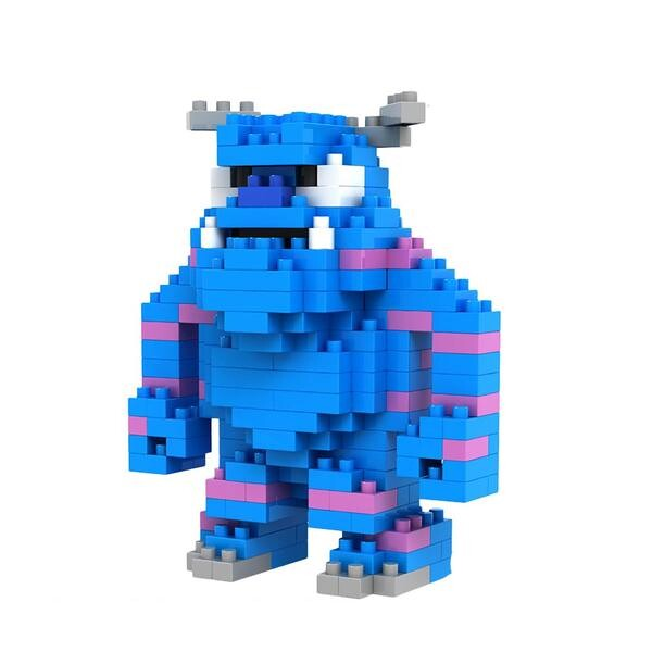LOZ Monsters Inc Sulley