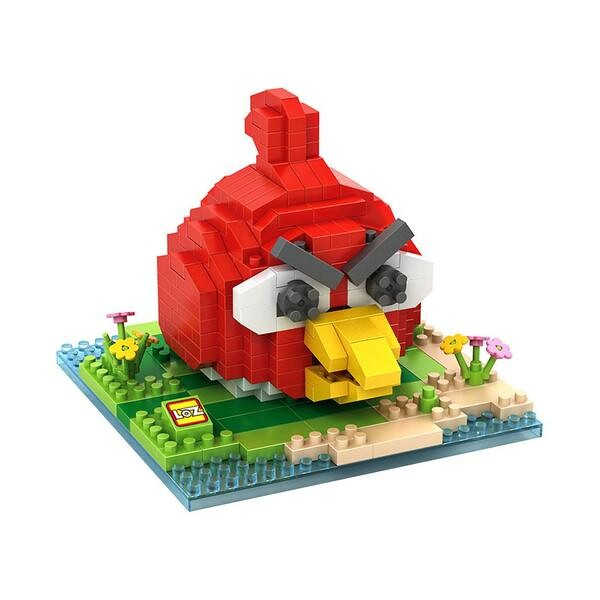LOZ Angry Birds Red Small