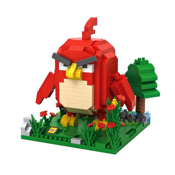 LOZ Angry Birds Red