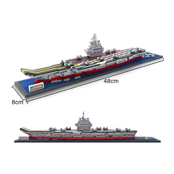 LOZ Ships Aircraft Carrier