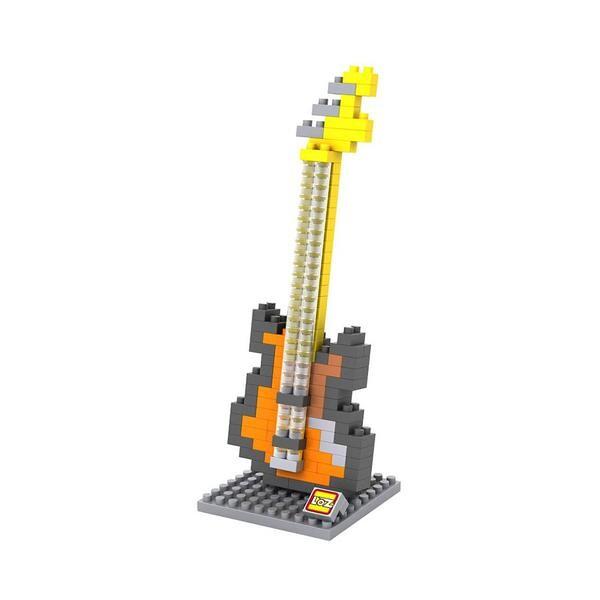 LOZ Bass Guitar Instrument