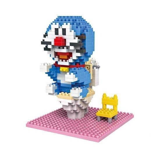 LOZ Doraemon Toilet