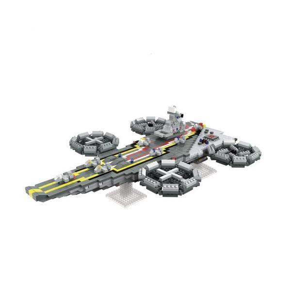 Magic Blocks Shield Battleship