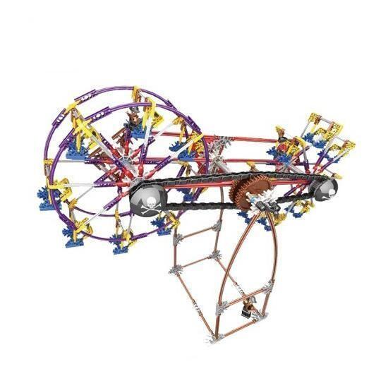 LOZ Motor Rotary Wheel