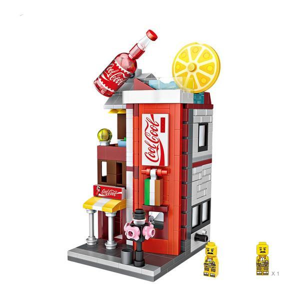 LOZ Coca-Cola Store