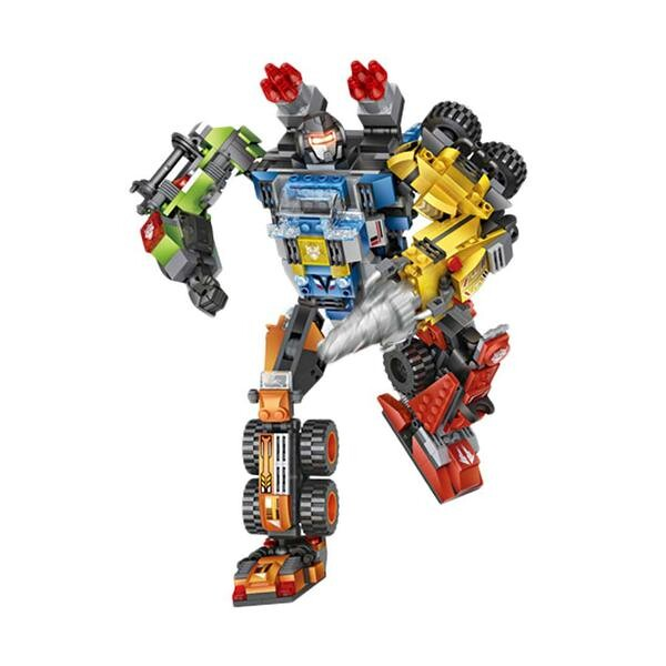 LOZ Transformers Giant Bundle