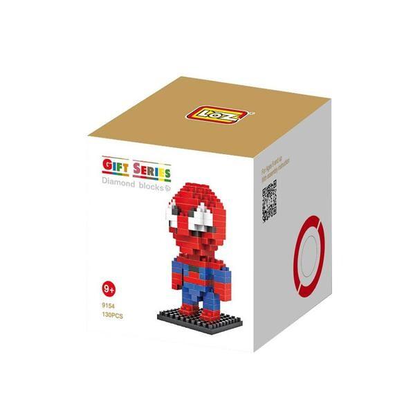 LOZ Classic Spiderman