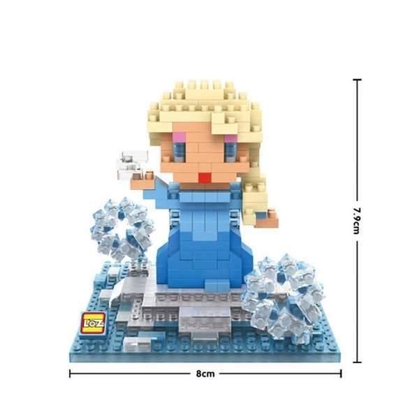LOZ Frozen Elsa