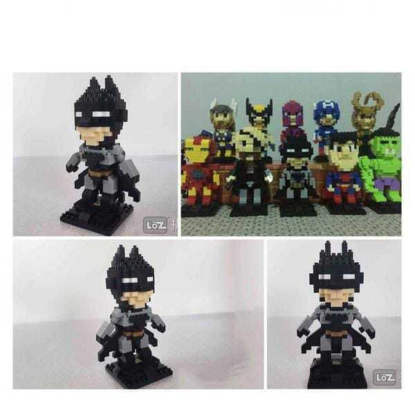 LOZ Superhero Batman
