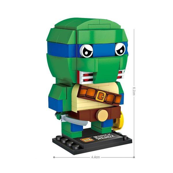 LOZ Brickheadz Ninja Turtles Leonardo