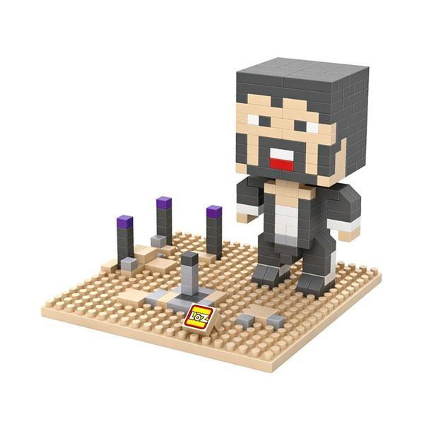 LOZ Minecraft Human