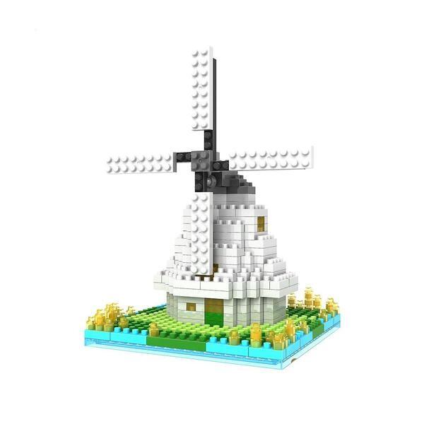 LOZ Dutch Windmill