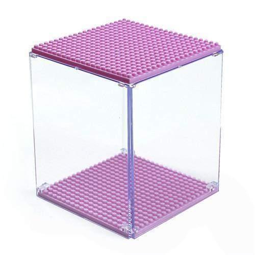 LOZ Display Case Pink