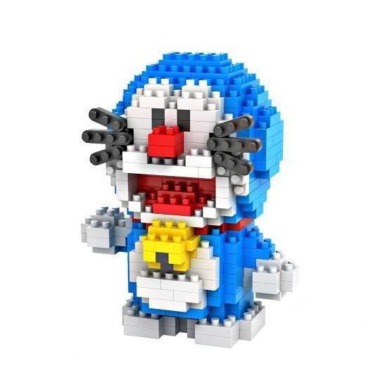 LOZ Doraemon Classic