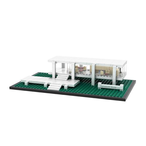 LOZ Farnsworth House