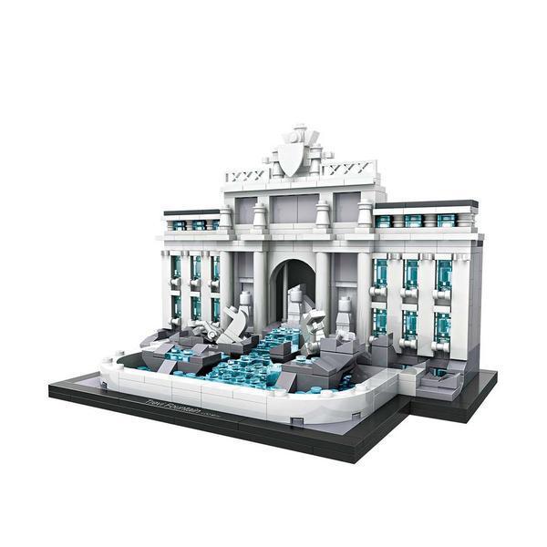 LOZ Landmarks Trevi Fountain
