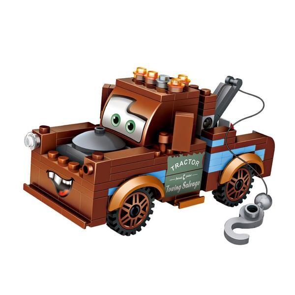LOZ Cars Mater