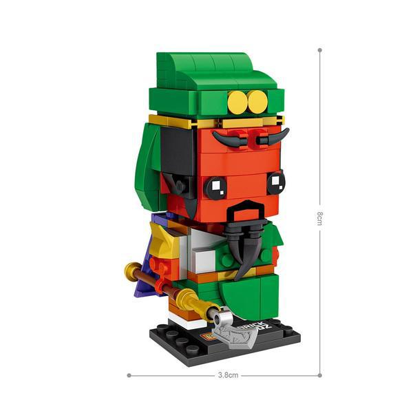 LOZ Brickheadz General Guan Yu